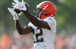Cleveland Browns Bring Braxton Miller Home