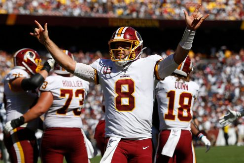 Redskins Face Must-Win Game On Monday Night Football