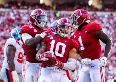 2019 College Football Top Ten (Week 5): Change At The Top