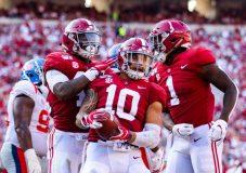 2019 College Football Top Ten (Week 5): Change At The Top