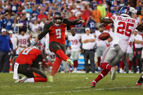 What Did We Learn From Tampa's Loss Against the New York Giants?