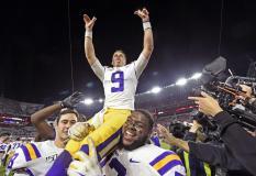 2019 College Football Top Ten (Week 10): Temporary Clarity