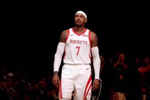 Stop Kidding Yourselves About Carmelo Anthony