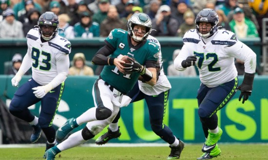 The Battle of the Birds – Philadelphia Eagles Vs. Seattle Seahawks Wild Card Preview