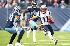 David vs. (Former) Goliath- New England Patriots vs. Tennessee Titans Wild Card Preview