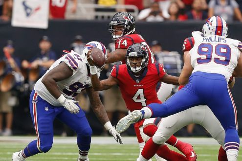 Young Guns Face Off- Houston Texans vs. Buffalo Bills Wild Card Preview