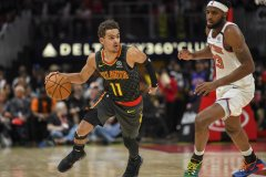 Trae Young's 48 Points Lead The Way To A Hawks Double-Overtime Win Against The Knicks