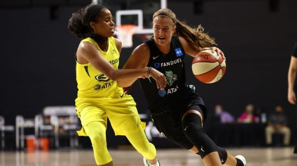 Liberty Doesn't Prevail Against The Dallas Wings