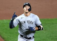 Aaron Judge And The MLB All-July Team