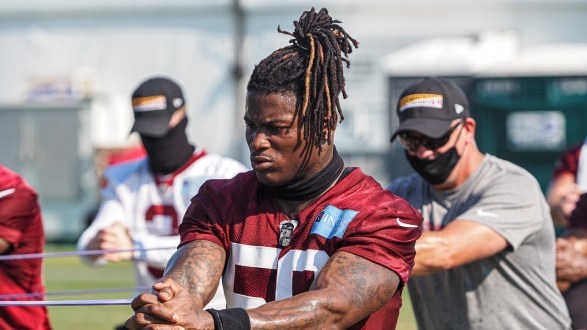 Almost Losing Football Taught Reuben Foster Lessons He's Ready To Apply
