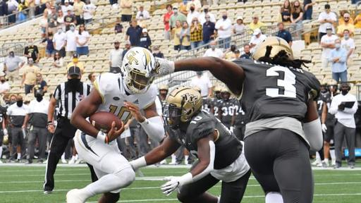 Georgia Tech Unable to Overcome Turnovers And Central Florida Offense