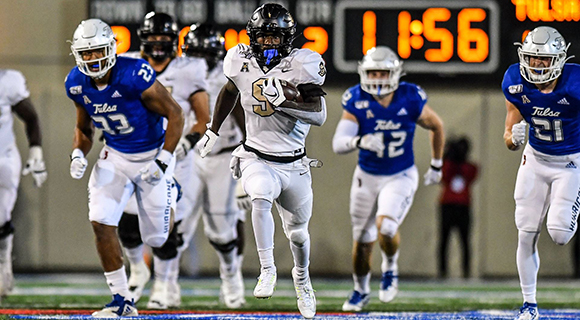 Can UCF Weather The Storm Of The Tulsa Golden Hurricane?