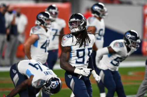 Is Jadeveon Clowney Dialed In With The Titans?