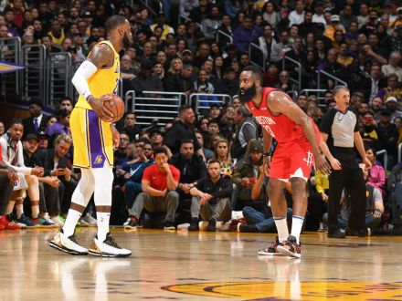Los Angeles Lakers Versus Houston Rockets: Western Conference Semifinals Preview