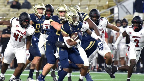 Tech Offense Shines In Friday Night Win
