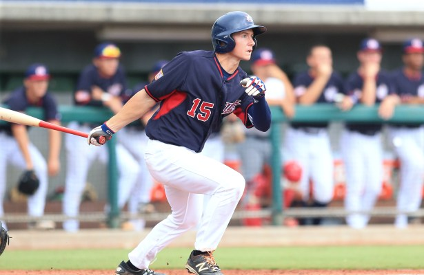 2018 MLB Draft Jarred Kelenic