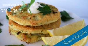 Thermomix Frozen Fish Cakes