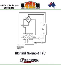 albright solenoid 12v gigglepin albright simple wiring image source warn winch wiring diagram  [ 1600 x 1600 Pixel ]