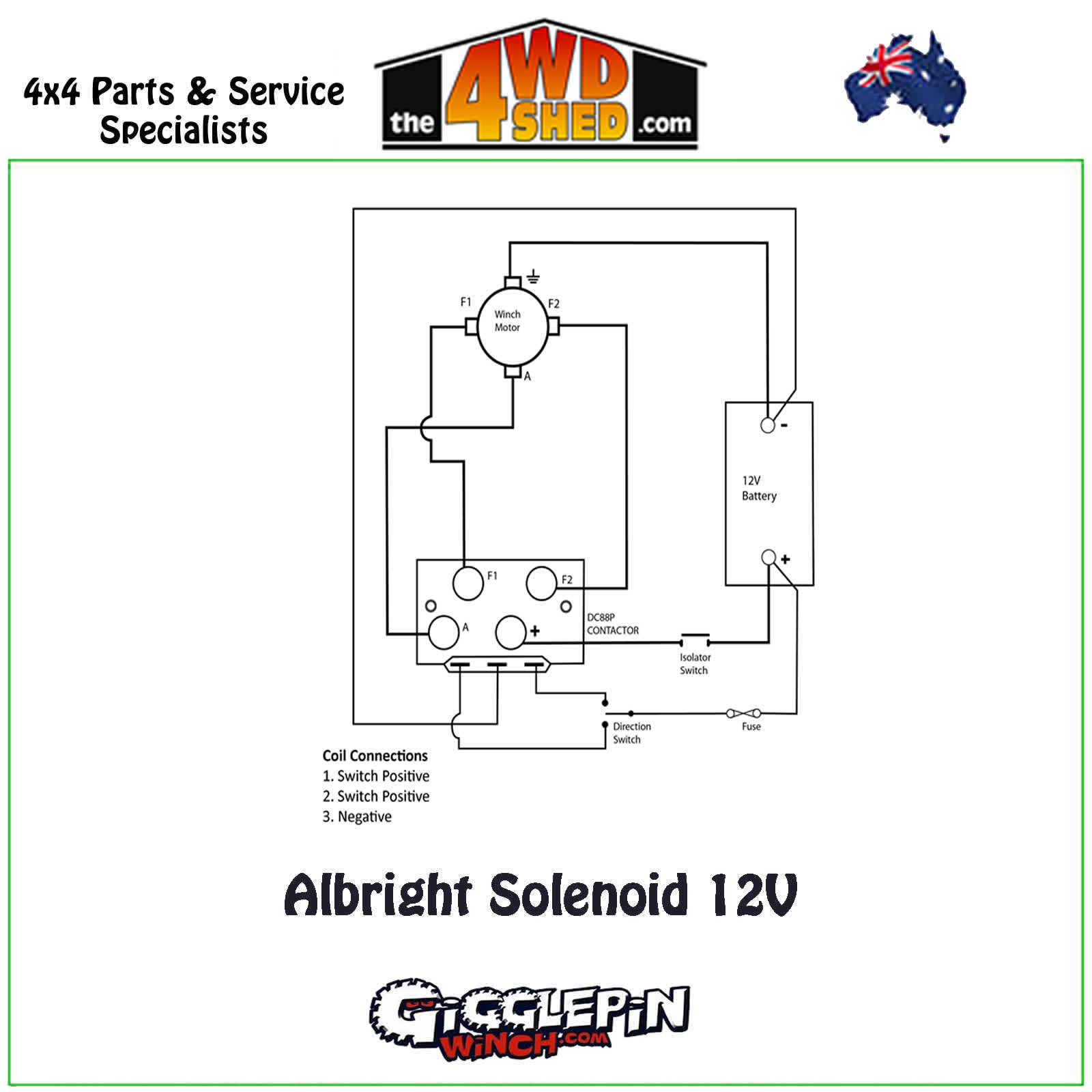 hight resolution of albright solenoid 12v gigglepin albright simple wiring image source warn winch wiring diagram