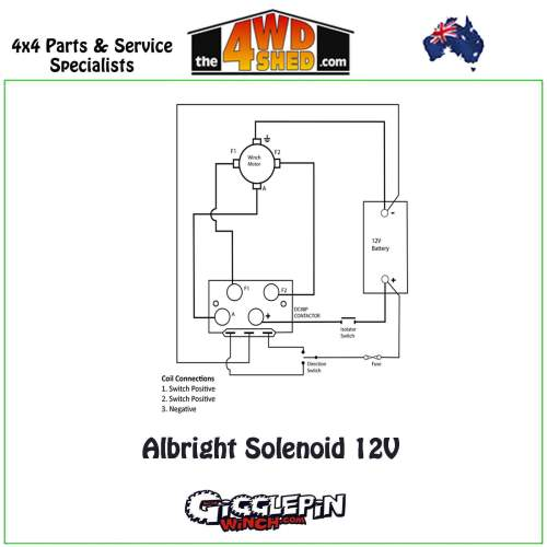 small resolution of albright solenoid 12v gigglepin albright simple wiring image source warn winch wiring diagram