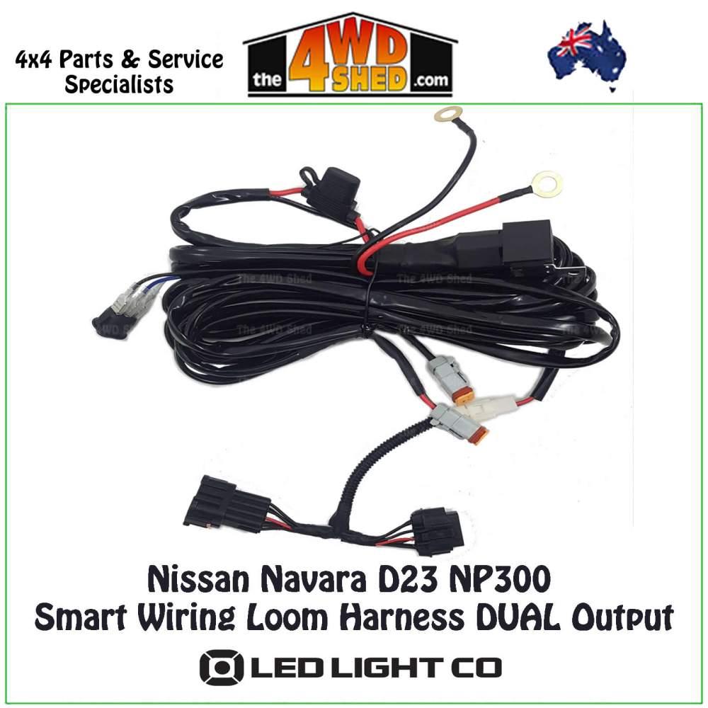 medium resolution of nissan navara wiring loom diagram
