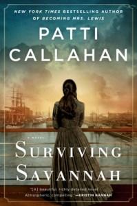 Surviving Savannah by Patti Callahan cover