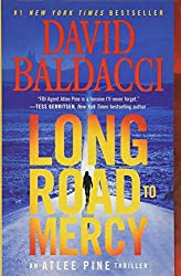 Long Road to Mercy book cover
