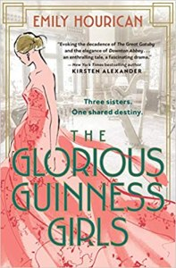 Book cover: The Glorious Guinness Girls