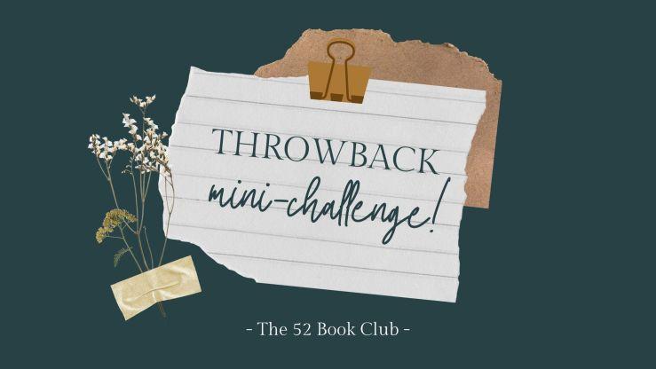 July 2021 Mini-Challenge throwback!