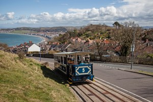 Landscape Views from  the Great Orme Llandudno  North Wales Uk -courtesy Gail Johnson @ dollar photo club