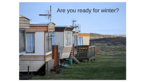 holiday home winterisation tips