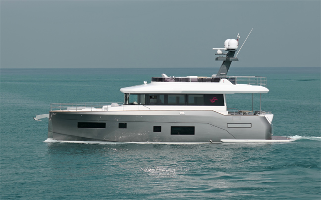 The 7 Exclusive Journal Sirena Yachts Au Cannes Yachting
