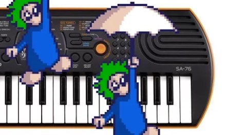 Lemmings Music #1 Performed on Casio SA-76