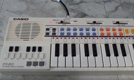 Full Review of the Casio PT-80 keyboard
