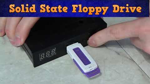 Upgrading to a Solid State Floppy Drive Emulator