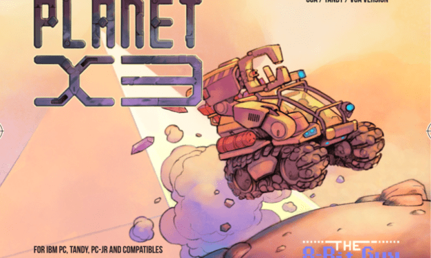 Planet X3 is Here! And with new video modes!