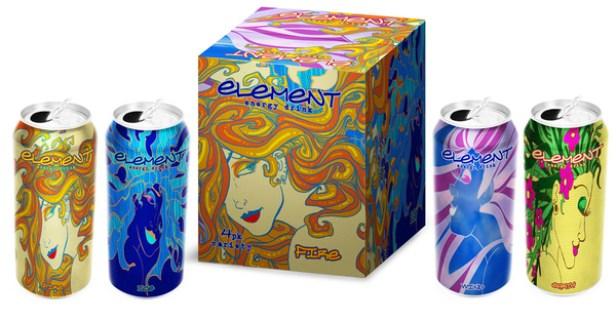 Element Energy Mockup Design & Illustration, 2011