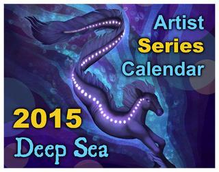 2015 Deep Sea Calendar