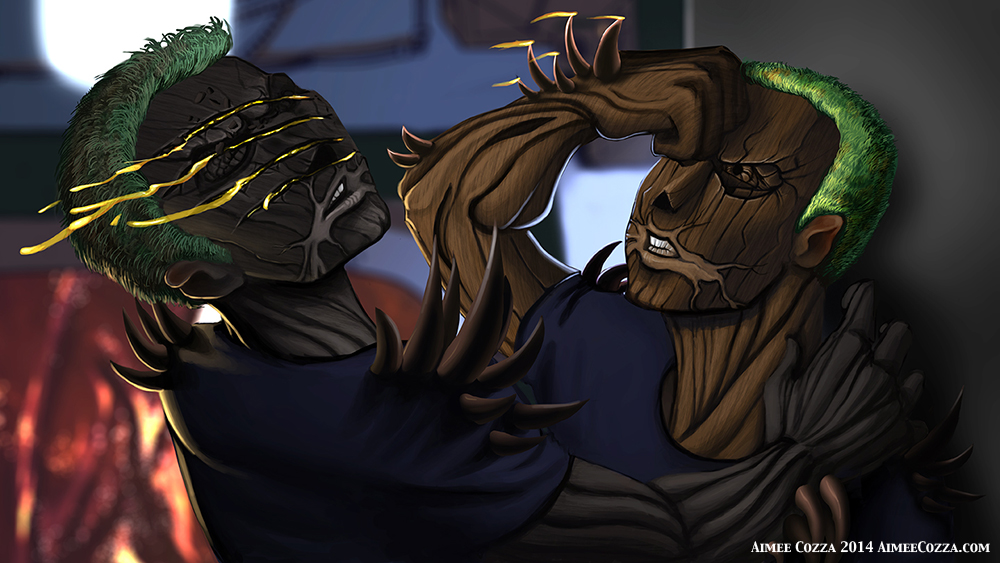 Thistledoom and Brier Fight