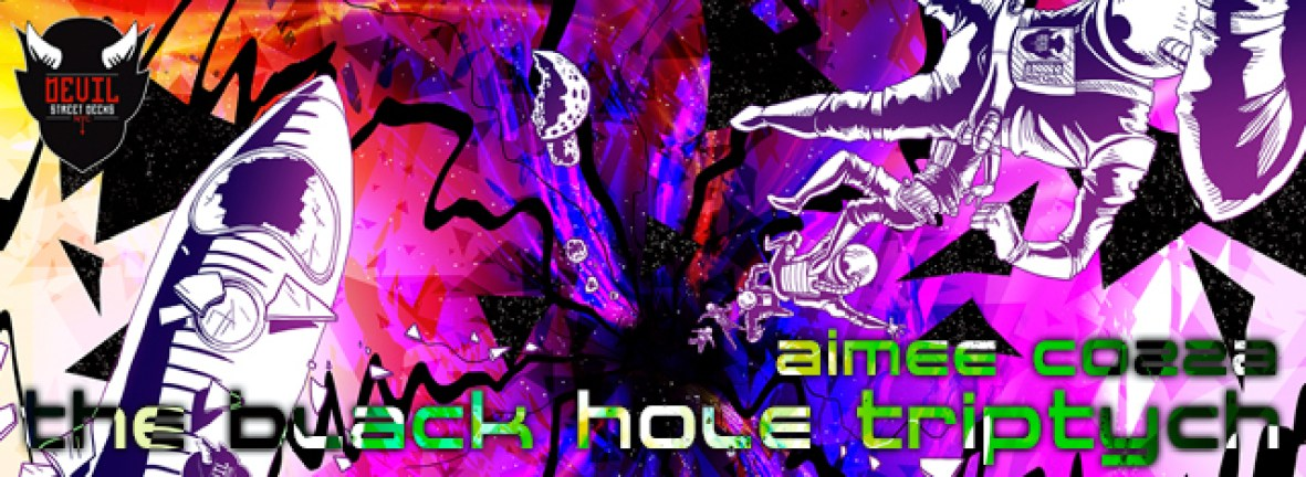 The Black Hole Triptych