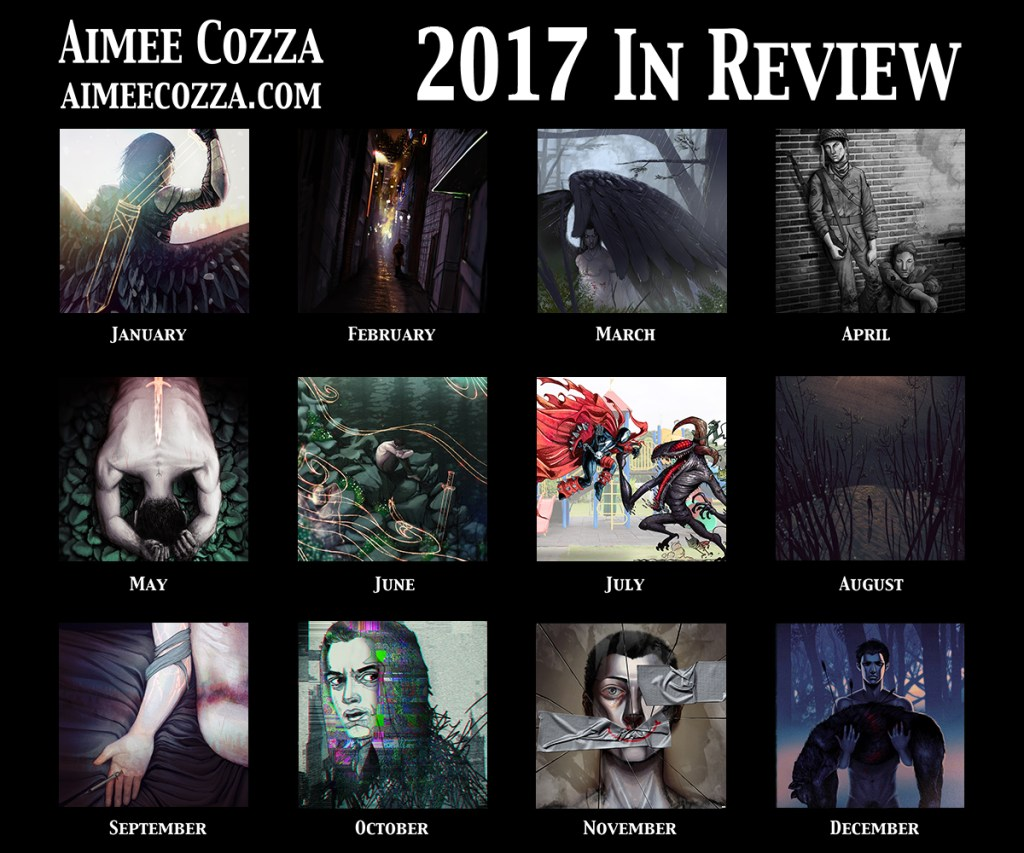Aimee Cozza 2017 In Review