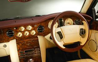 Car reviews  Bentley Arnage T  AA