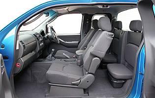 Car Reviews Nissan Navara King Cab Outlaw The AA