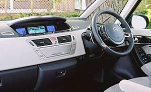 Car reviews   Citroen C4 Grand Picasso 16 HDi (6spd) VTR 7seat   AA