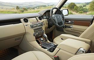Car Reviews Land Rover Discovery 4 30 TDV6 HSE  The AA