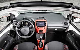 Car reviews  Citroen C1 Flair VTi 68 Manual 5door  AA