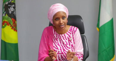 Meet Hadiza Bala Usman, The Young Abusite Running Nigeria's Port Authority 4
