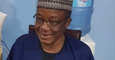 Tears of my Grieving Pen flows for Professor Sa'ad Abubakar (OFR) By Sa'ad Abubakar Zongre 5