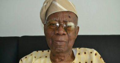 Emeritus Prof Oladipo Akinkugbe: The 4th VC, ABU Zaria. 6