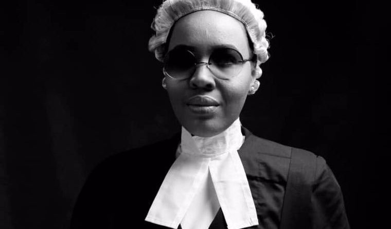 Barr. Hafsat Suleiman Esq: The Amazing visually impaired Abusite Lawyer 9